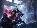 Domination, The Sith Empire