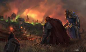 (C) Siege of Lordaeron