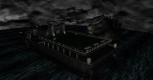Shinra Transport Ship