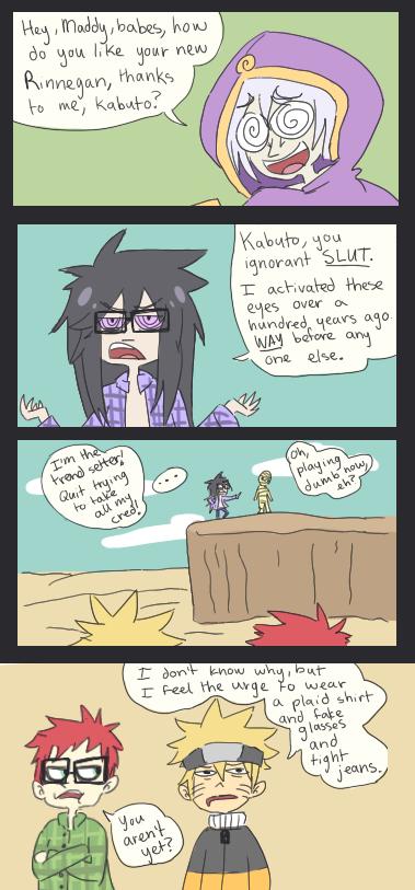 Naruto 560 Parody by BaronBamboozle