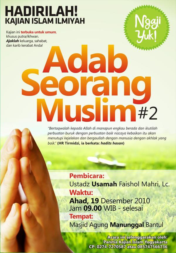 Image Result For Kajian Muslim