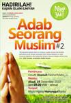 Adab Seorang Muslim-Simple