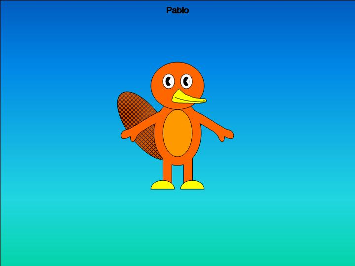 Pablo the Platypus by platypus12