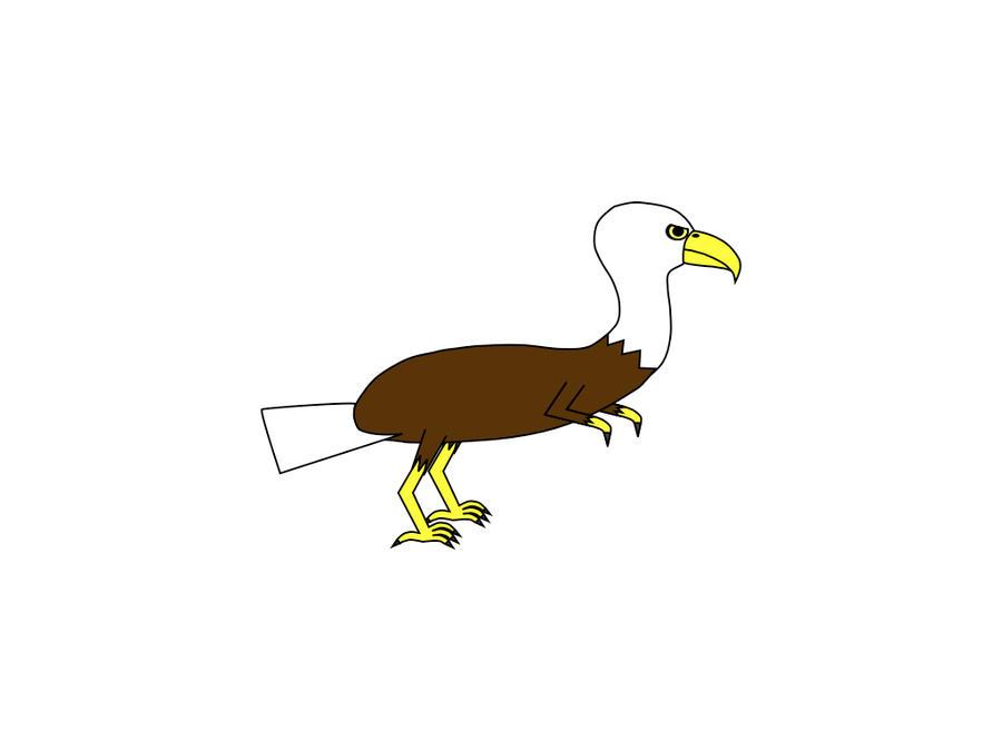 Eagle Bear by platypus12