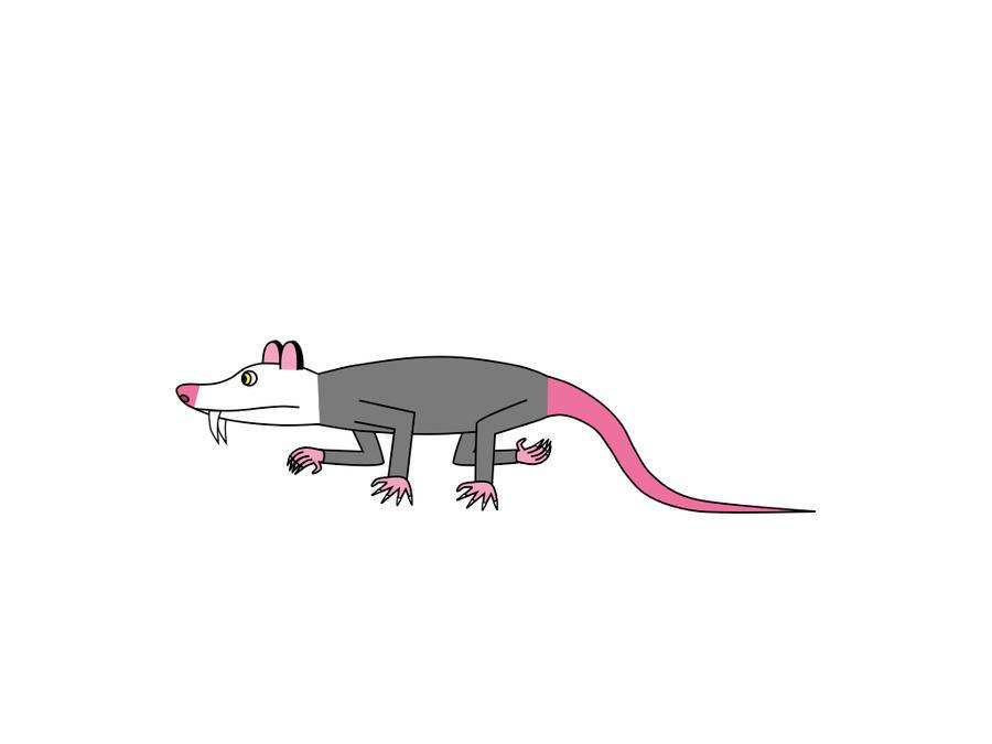 Oposstalker by platypus12