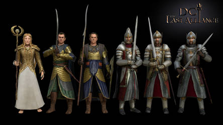 Heroes of the Second Age - Last Alliance