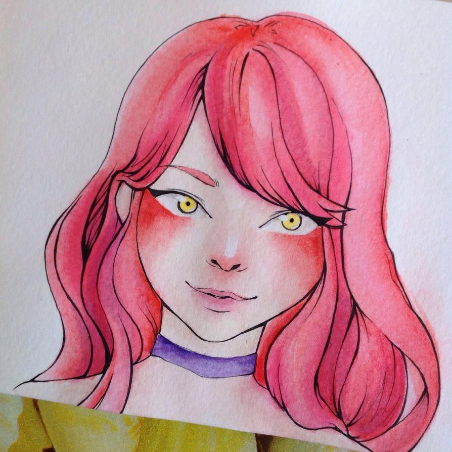 Iyla by Jaxell1
