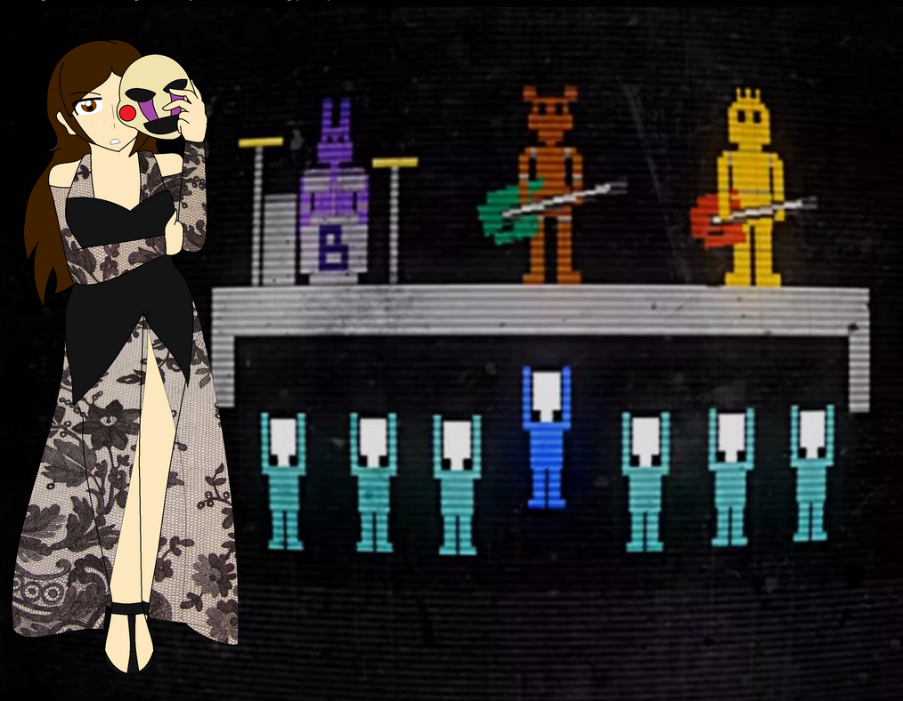 Its Been So Long- Five Nights at Freddie's by CatGirlSLP
