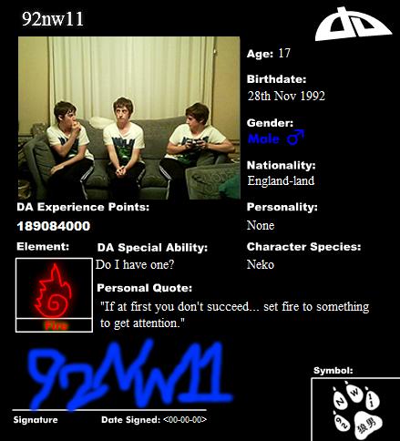 92nw11's Profile Picture