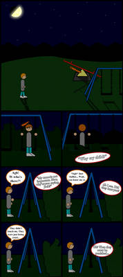 Amy and the Beast Ep 3 page 1
