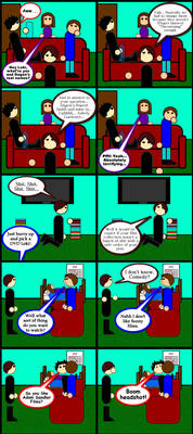 Amy and the Beast Ep 3 page 3