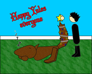 Happy Yules 2010