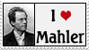 Stamp - Mahler by J-Y-M