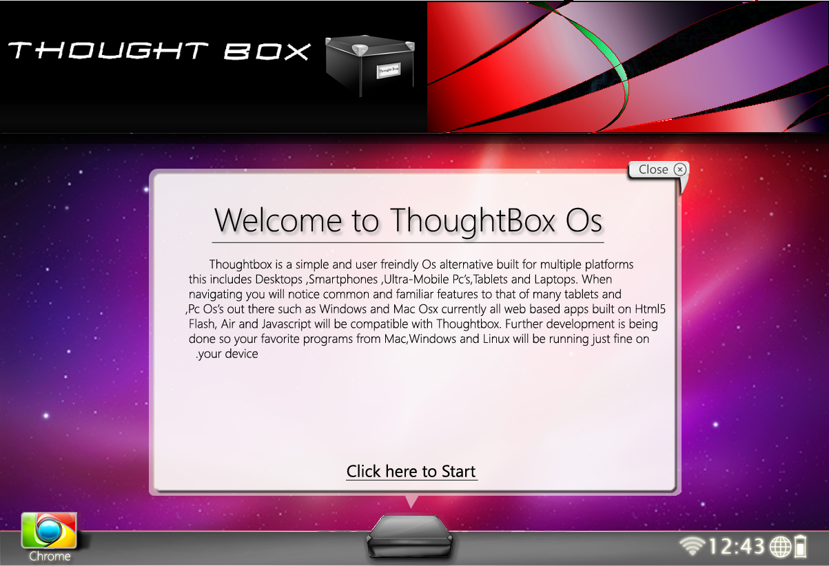 Welcome to Thoughtbox Os by thedarcklinenes