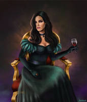 Magnificent Yennefer by Koralina28