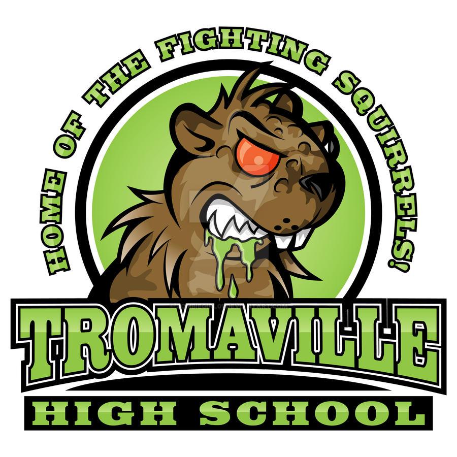 Tromaville High by ZombieGirl01