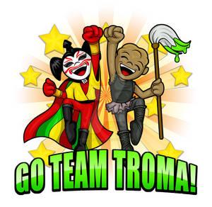 Go Team Troma