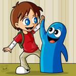 Mac and Bloo