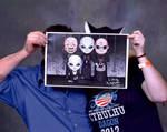 Clive Barker Gag Pic