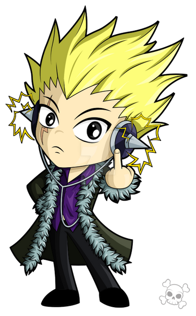 Chibi Laxus by ZombieGirl01 on DeviantArt
