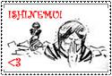 Ishinemu Stamp by Ishinemu-FC