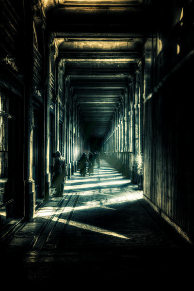 Ghosts by 3lRem