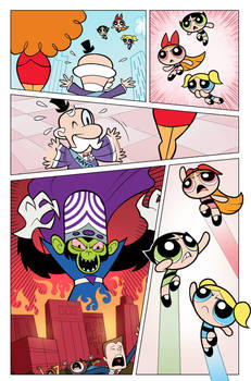 PPG Comic Pitch Color