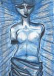 Melancholy Venus De Milo