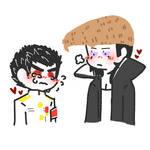 They be gey [ishimondo doodle]