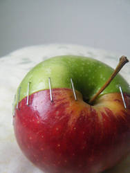 Interracial Apples Live On