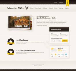 Schwarzer Adler - Screen by artistandarchitects