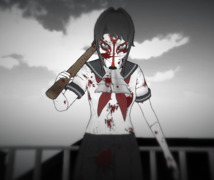 Do you love me now senpai? by Yandere-Ayano