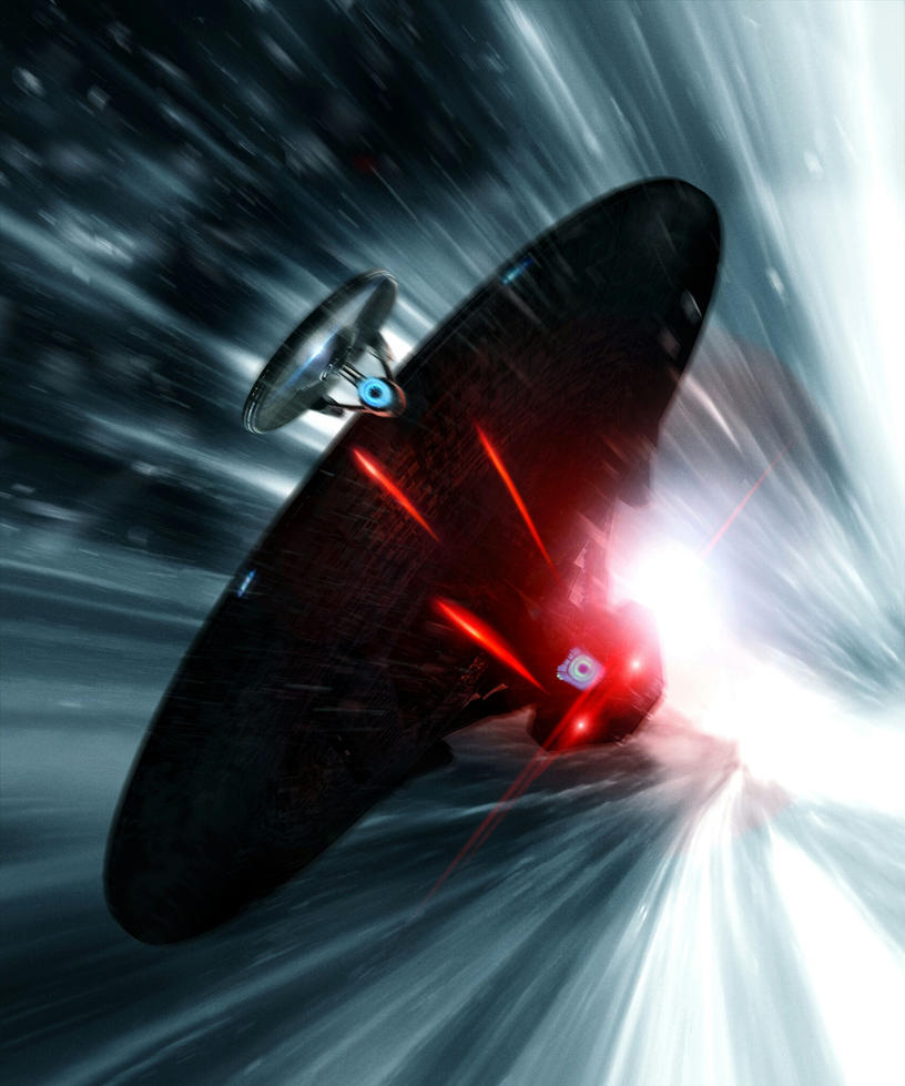 Uss Vengeance Wallpaper Star Trek Into Darknes...