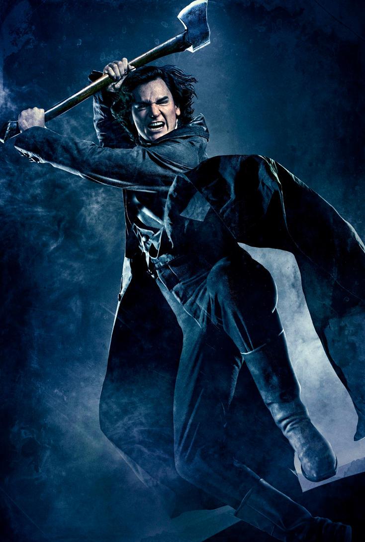 Abraham Lincoln Vampire Hunter By Phetvanburton On Deviantart