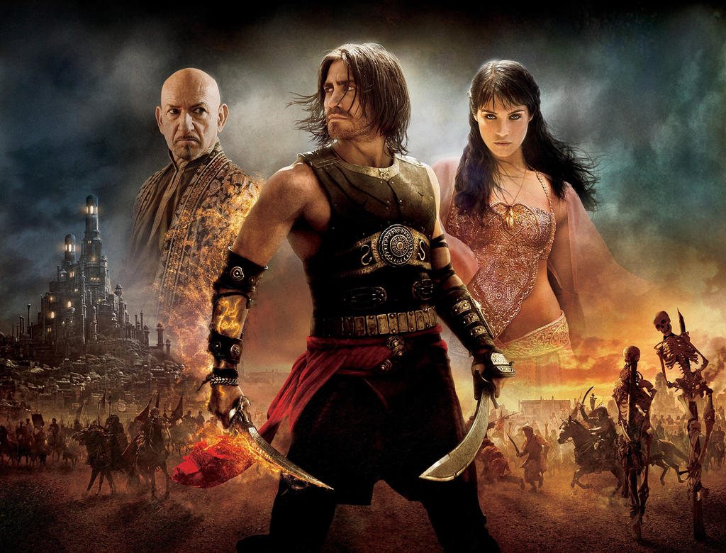 Prince Of Persia The Sands Of Time Wallpaper By Phetvanburton
