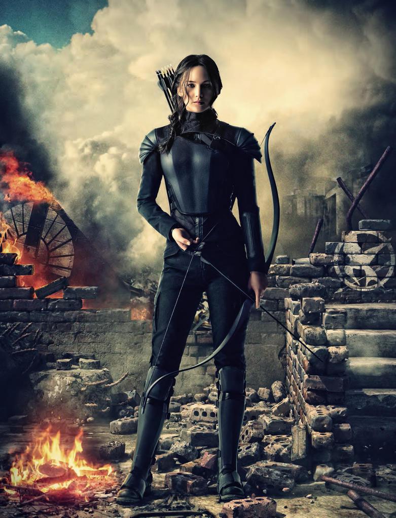 The Hunger Games: Mockingjay - Part 1 by PhetVanBurton on ...