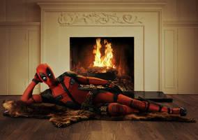 Deadpool [Hi-Res Promo Image] by PhetVanBurton