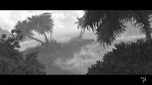 Grey Landscape 3