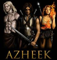 AZHEEK - Ihre Thet by threevoices