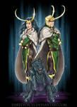 Loki, Loki, and Lokison