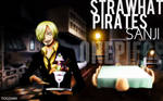 Straw Hat Pirates, Sanji.