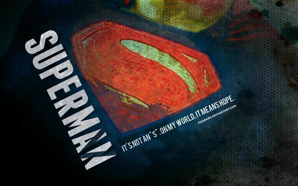 Superman V wallpaper by fogdark