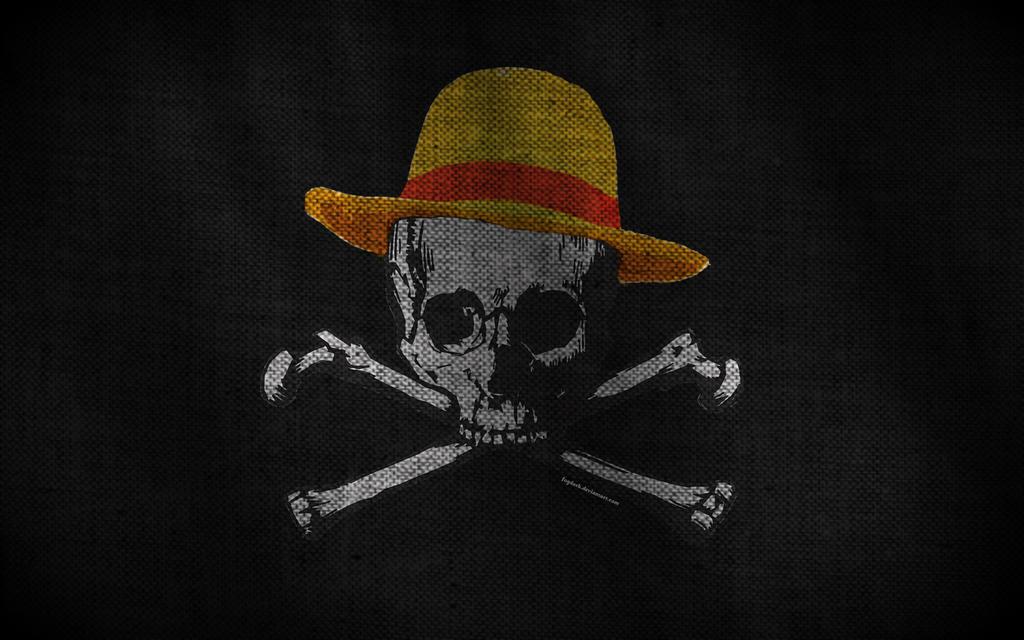 Mugiwaras Jolly Roger By Fogdark