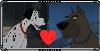 Pongo x Danny Stamp by Larrydog123