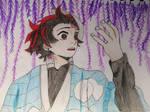 Happy birthday Tanjiro!