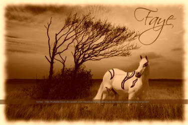 Pretty in shades of sepia by Sincerely-Shazzam