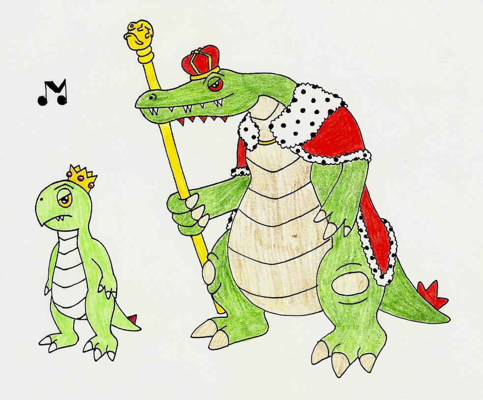 Monster Maestro: Lizard Kings