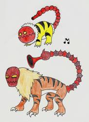 Monster Maestro - Manticora