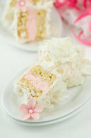 Cherry Lamingtons by bittykate