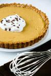Butterscotch Pudding Tart
